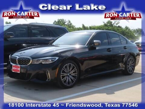 2020 BMW 3 Series for sale at Ron Carter  Clear Lake Used Cars in Houston TX