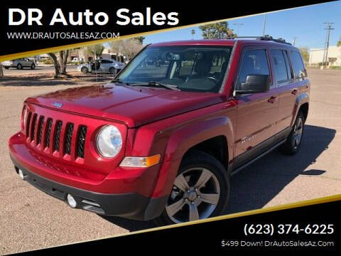 2015 Jeep Patriot for sale at DR Auto Sales in Glendale AZ