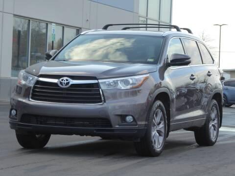 2015 Toyota Highlander for sale at Loudoun Motor Cars in Chantilly VA
