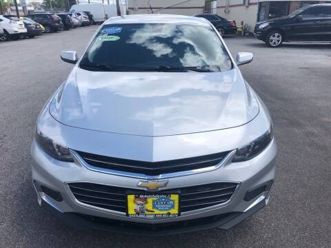 2017 Chevrolet Malibu for sale at MR Auto Sales Inc. in Eastlake OH