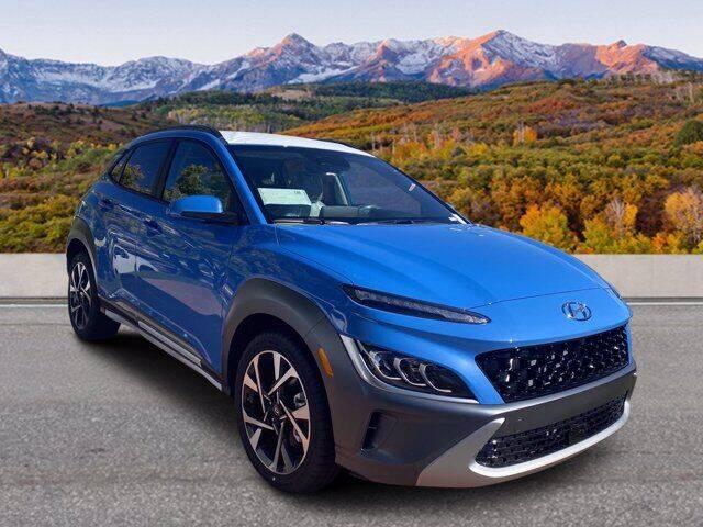 2022 Hyundai Kona for sale in Colorado Springs, CO