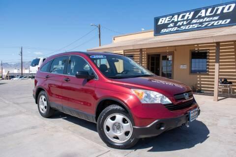 2008 Honda CR-V for sale at Beach Auto and RV Sales in Lake Havasu City AZ