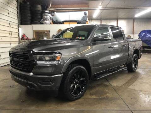 2020 RAM Ram Pickup 1500 for sale at T James Motorsports in Gibsonia PA