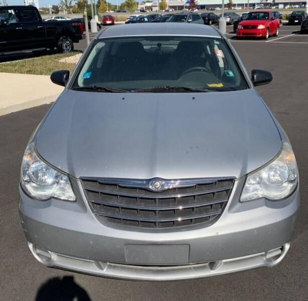 2010 Chrysler Sebring for sale at Five Star Auto Center in Detroit MI