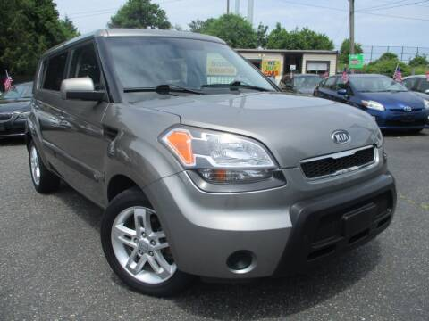 2011 Kia Soul for sale at Unlimited Auto Sales Inc. in Mount Sinai NY
