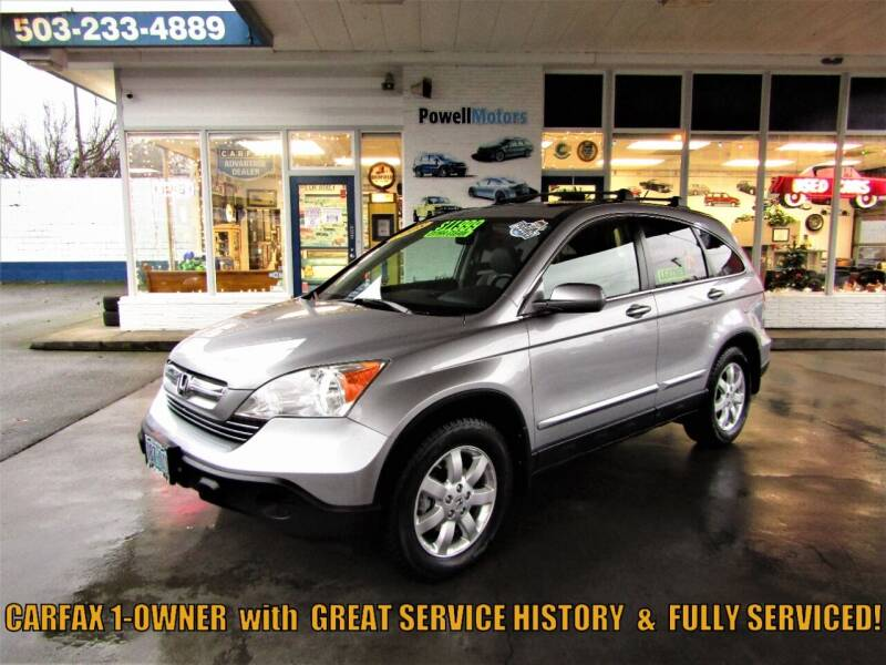 2008 Honda CR-V for sale at Powell Motors Inc in Portland OR