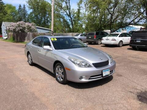 2006 Lexus ES 330 for sale at WB Auto Sales LLC in Barnum MN