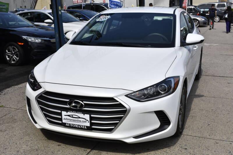 2018 Hyundai Elantra for sale in Woodside, NY