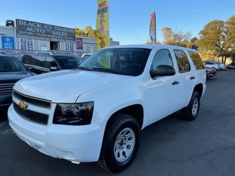 2012 Chevrolet Tahoe for sale at Black Diamond Auto Sales Inc. in Rancho Cordova CA