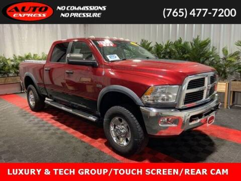2012 RAM Ram Pickup 2500 for sale at Auto Express in Lafayette IN