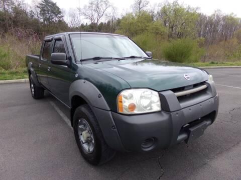 2002 Nissan Frontier for sale at J & D Auto Sales in Dalton GA
