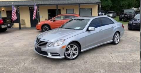 2013 Mercedes-Benz E-Class for sale at Legend Auto Sales Inc in Lemon Grove CA