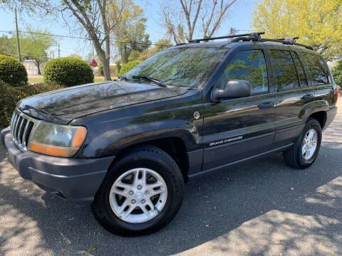 2004 Jeep Grand Cherokee for sale at Seaport Auto Sales in Wilmington NC