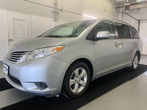 2015 Toyota Sienna for sale at TOWNE AUTO BROKERS in Virginia Beach VA