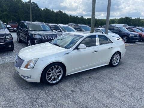 2010 Cadillac CTS for sale at Billy Ballew Motorsports in Dawsonville GA
