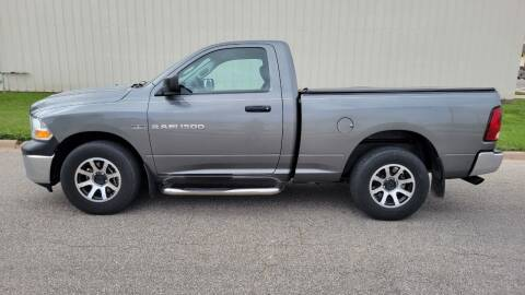 2012 RAM Ram Pickup 1500 for sale at TNK Autos in Inman KS