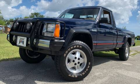 1986 Jeep Comanche for sale at PennSpeed in New Smyrna Beach FL