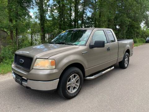 2005 Ford F-150 for sale at Next Autogas Auto Sales in Jacksonville FL