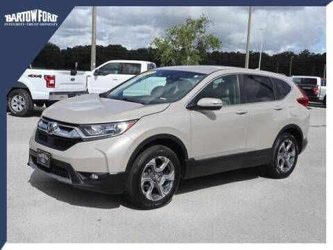 2017 Honda CR-V for sale at BARTOW FORD CO. in Bartow FL