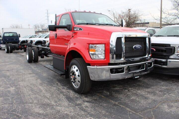 2021 Ford F-750 Super Duty for sale in Saint Louis, MO
