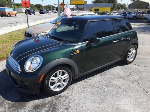 2013 MINI Hardtop for sale at Easy Credit Auto Sales in Cocoa FL