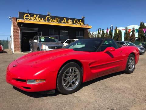 1998 Chevrolet Corvette for sale at Golden Coast Auto Sales in Guadalupe CA