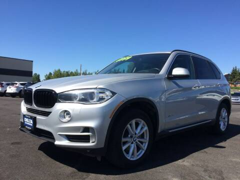 2015 BMW X5 for sale at Delta Car Connection LLC in Anchorage AK