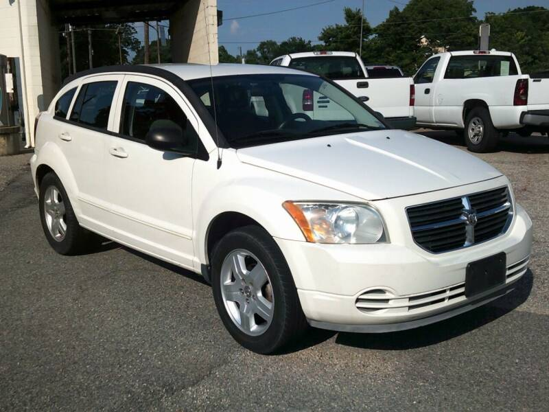 2009 Dodge Caliber for sale at Wamsley's Auto Sales in Colonial Heights VA