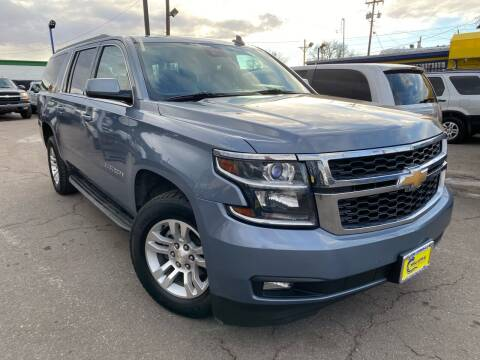 2016 Chevrolet Suburban for sale at New Wave Auto Brokers & Sales in Denver CO
