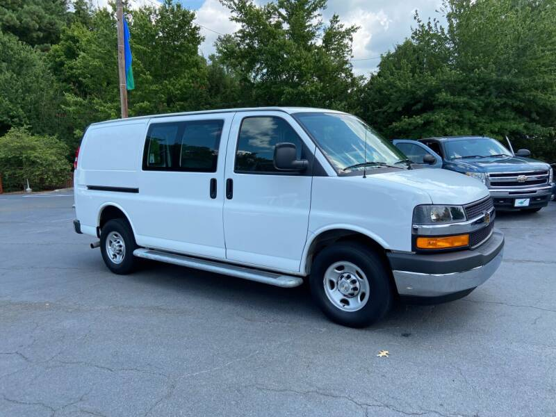 2019 Chevrolet Express Cargo for sale at THE AUTO FINDERS in Durham NC