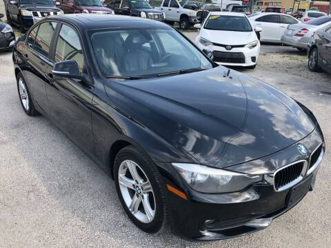 2014 BMW 3 Series for sale at Marvin Motors in Kissimmee FL