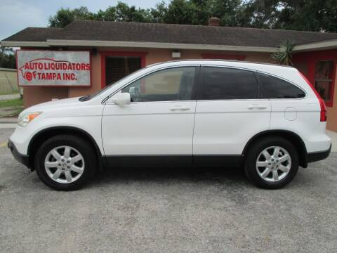 2008 Honda CR-V for sale at Auto Liquidators of Tampa in Tampa FL