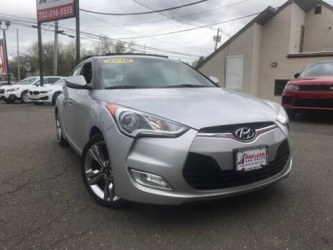 2016 Hyundai Veloster for sale at PAYLESS CAR SALES of South Amboy in South Amboy NJ