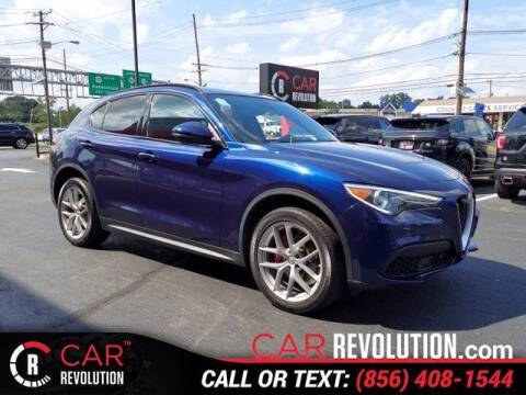 2018 Alfa Romeo Stelvio for sale at Car Revolution in Maple Shade NJ