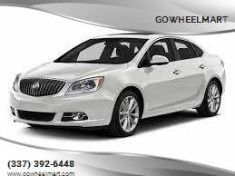2015 Buick Verano for sale at GOWHEELMART in Leesville LA