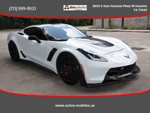 2016 Chevrolet Corvette for sale at AUTOS-MOBILES in Houston TX
