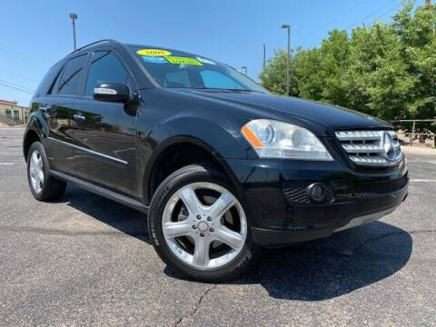 2008 Mercedes-Benz M-Class for sale at UNITED Automotive in Denver CO