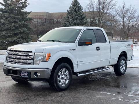 2014 Ford F-150 for sale at North Imports LLC in Burnsville MN