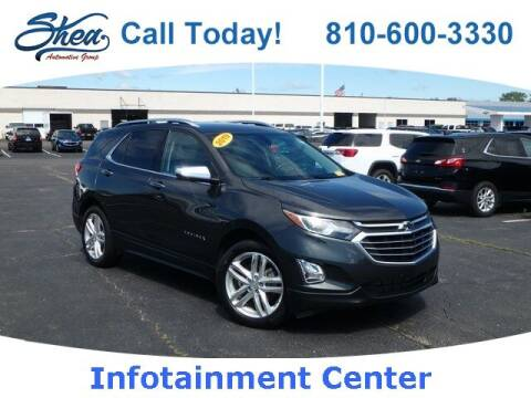 2019 Chevrolet Equinox for sale at Erick's Used Car Factory in Flint MI