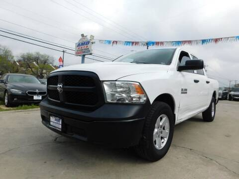 2013 RAM Ram Pickup 1500 for sale at AMD AUTO in San Antonio TX