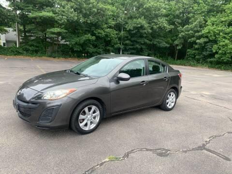 2010 Mazda MAZDA3 for sale at Pristine Auto in Whitman MA