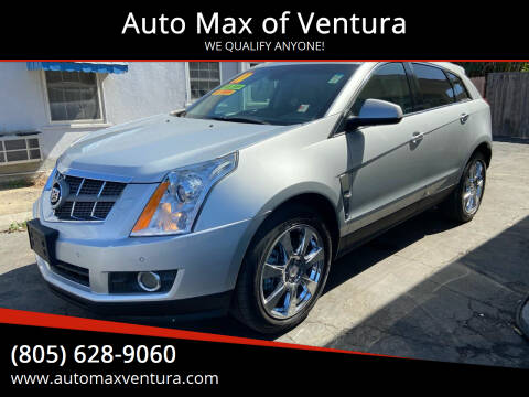 2010 Cadillac SRX for sale at Auto Max of Ventura - Automax 3 in Ventura CA