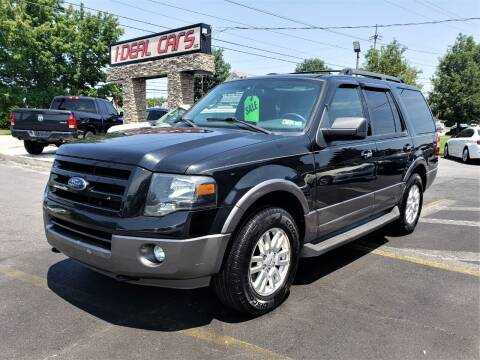 2011 Ford Expedition for sale at I-DEAL CARS in Camp Hill PA