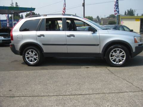 2005 Volvo XC90 for sale at UNIVERSITY MOTORSPORTS in Seattle WA