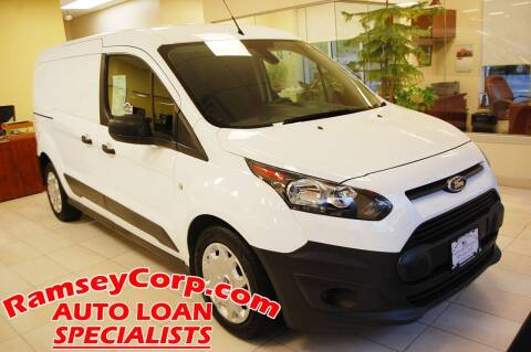 2015 Ford Transit Connect Cargo for sale at Ramsey Corp. in West Milford NJ