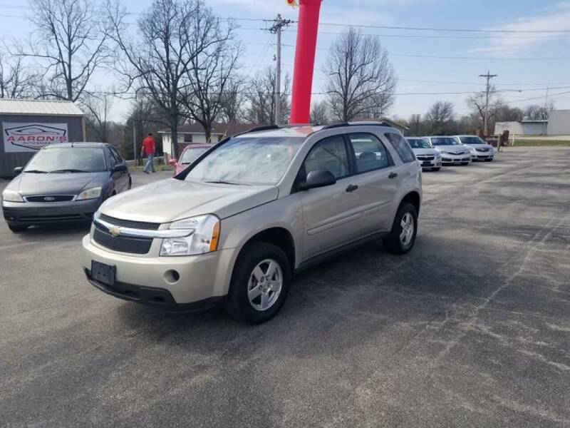 2009 Chevrolet Equinox for sale at Aaron's Auto Sales in Poplar Bluff MO