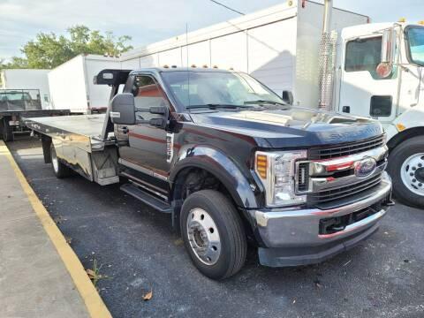 2018 Ford F-550 for sale at Orange Truck Sales in Orlando FL