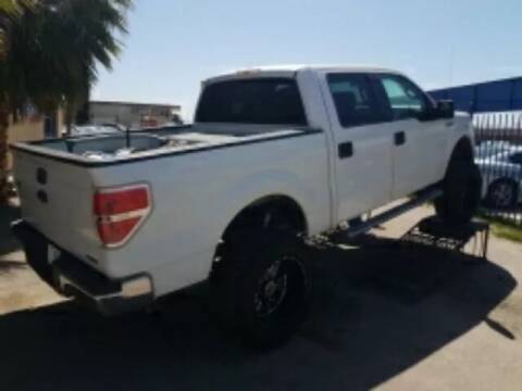 2012 Ford F-150 for sale at Escar Auto in El Paso TX