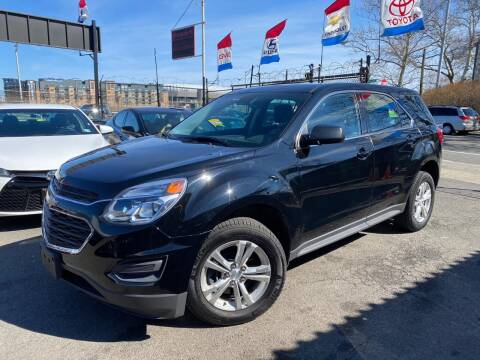 2016 Chevrolet Equinox for sale at Newark Auto Sports Co. in Newark NJ