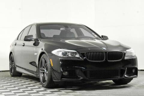 2013 BMW 5 Series for sale at Washington Auto Credit in Puyallup WA